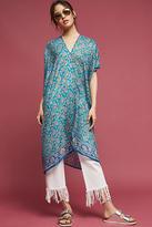Matta Fareeda Silk Caftan Dress