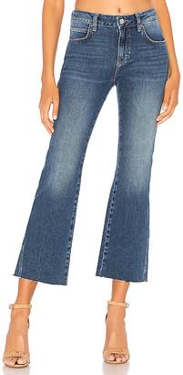 Free People Rita Crop Flare Jean