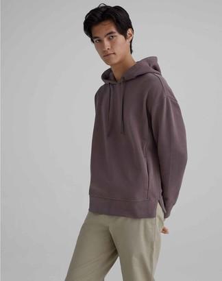 Club Monaco Garment Dyed Hoodie