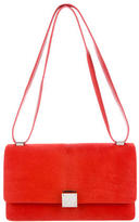 Celine Ponyhair Small Case Flap Bag