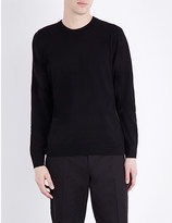 Paul Smith Crew neck merino wool jumper