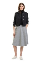 Country Road Jersey Midi Skirt
