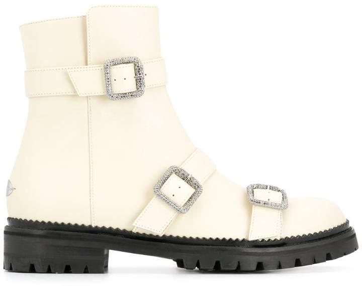Jimmy Choo Hank flat boots