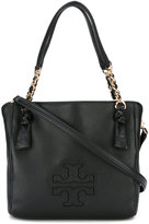 Tory Burch small Harper tote - women - Leather - One Size