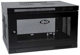 Tripp Lite SmartRack 6U Wall Mount Rack Enclosure Cabinet