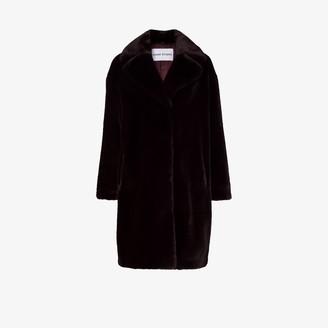 Stand Studio Camille faux fur coat