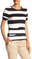 Lands' End Canvas Painted Stripe Tee