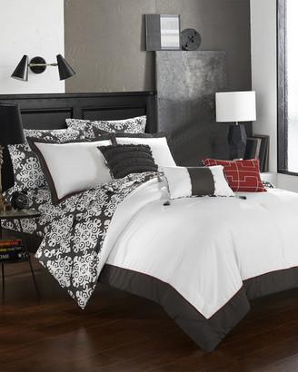 Chic Home Tania Reversible Comforter Set