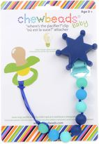 "Bed Bath & Beyond chewbeads® Sheriff ""Where's the Pacifier?"" Clip"