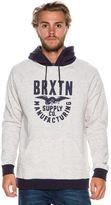 Brixton Alliance Hood Fleece