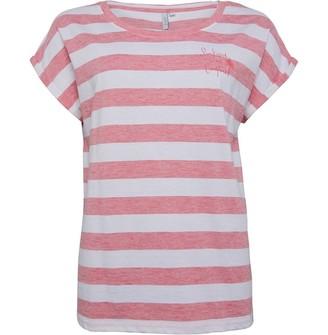 Animal Womens Graphic T-Shirt White
