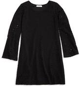 Pinc Premium Girls' Bell Sleeve Lace Dress - Big Kid