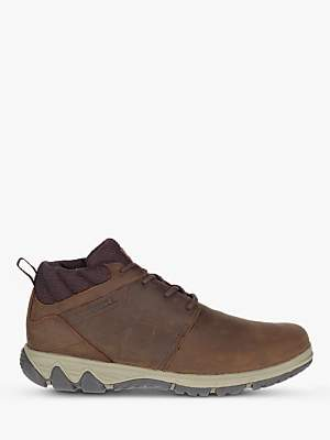 Merrell Fusion Men's Chukka Boots, Clay