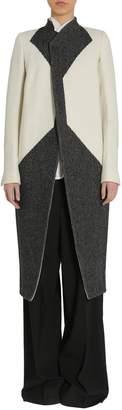 "Rick Owens new tusk"" coat"