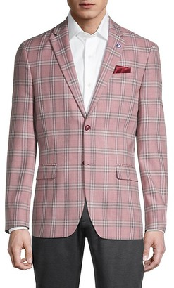 Ben Sherman Plaid Jacket