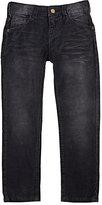 Scotch Shrunk COTTON-BLEND CORDUROY SLIM PANTS