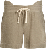 The Upside Garda drawstring performance shorts