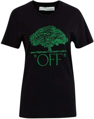 Off-White Off White Off Tree t-shirt