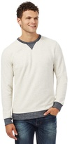 Lee Cream Crew Neck Jumper