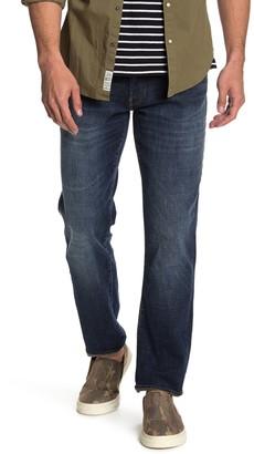 "Lucky Brand 121 Slim Straight Jeans - 30-34"" Inseam"