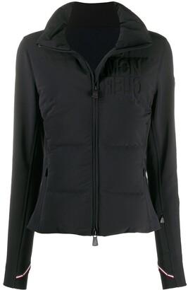 MONCLER GRENOBLE Logo-Embossed Padded Jacket