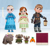 Disney Animators' Collection Anna, Elsa & Kristoff Deluxe Gift Set - 16''