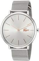 Lacoste Women's 'MOON' Quartz Stainless Steel Casual Watch