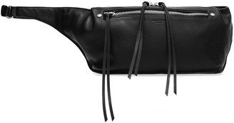 Rag & Bone Textured-leather Belt Bag