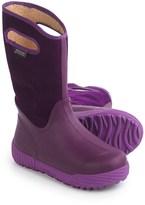 Bogs Footwear City Farmer Rain Boots - Waterproof (For Big Kids)