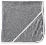Burt's Bees Baby® Organic Cotton Hooded Towel in Heather Grey