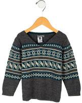 Bonpoint Boys' Fair Isle Sweater
