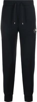 Emporio Armani Logo Drawstring Track Trousers