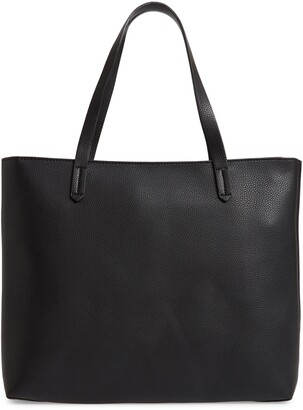 BP Faux Leather Classic Tote