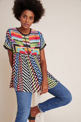 Shauna Blouse By Conditions Apply in Black Size S