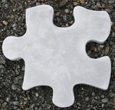 Puzzle Stepstone B Statue