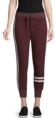 n:philanthropy Striped Cotton-Blend Jogger Pants