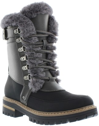 Khombu Kinsley Faux Fur Boot