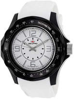 Seapro Dynamite Mens White Silicone Strap Watch