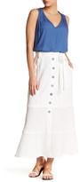Nanette Lepore Pocket Front Skirt