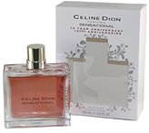 Celine Dion Sensational for Women-3.4-Ounce EDT Spray (10Th Anniversary Edition)