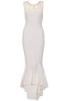 Quiz Pippa Sweetheart Embelished Fishtail Bridal Dress