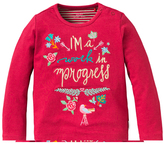 Oilily Red 'Work In Progress' Tip Top - Infant Toddler & Girls