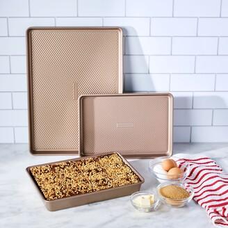 Food Network 3-pc. Essential Textured Bakeware Set