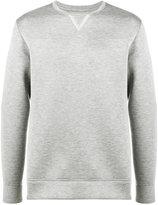 Helmut Lang grey tape sweatshirt