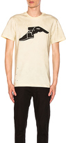 CLOT x Zoe Vance Redwing Tee in Cream. - size M (also in )