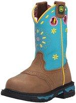 John Deere JD2157 Pull On Boot (Little Kid)