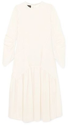 Akris 3/4 length dress