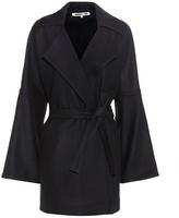 McQ by Alexander McQueen Virgin wool-blend coat