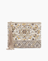 Chico's Betsy Beaded Clutch