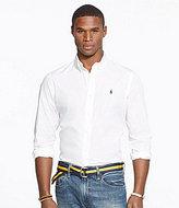 Polo Ralph Lauren Big & Tall Cotton Solid Poplin Shirt